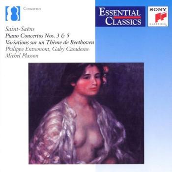 Entremont - Essential Classics - Saint-Saens (Klavierkonzerte)