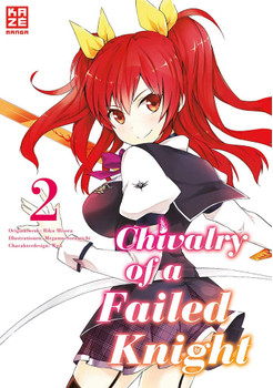 Chivalry of a Failed Knight 02 - Riku Misora  [Taschenbuch]