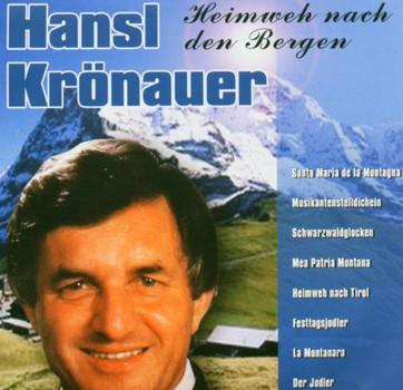 Hansl Krönauer - Heimweh Nach Den Bergen