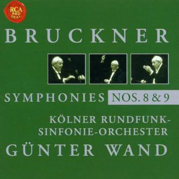 Günter Wand - Bruckner: Sinfonie 8 & 9