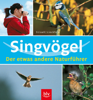 Singvögel. Der etwas andere Naturführer - Veronika Straaß