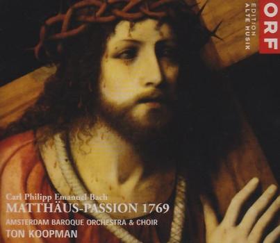 Ton Koopman - Matthäus Passion 1769