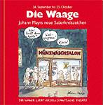 Sternzeichenbücher: Die Waage. Rote Ausgabe,. 24. September bis 23. Oktober - Johann Mayr