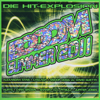 Various - Booom-Summer 2011
