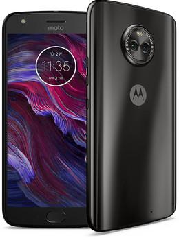 Motorola Moto X4 32GB super zwart