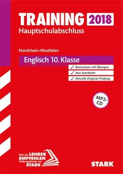 Training Hauptschulabschluss NRW - Englisch, mit MP3-CD. Hauptschule Typ A, Gesamtschule GK [Taschenbuch]