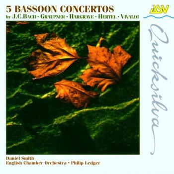 d.,Bassoon Smith - 5 Bassoon Concertos