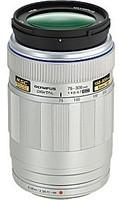 Olympus 75-300 mm F4.8-6.7 ED 58 mm filter (geschikt voor Micro Four Thirds) zilver