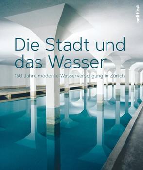 Die Stadt und das Wasser. 150 Jahre moderne Wasserversorgung in Zürich - Jean-Daniel Blanc  [Taschenbuch]