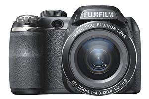 Fujifilm FinePix S4400 negro