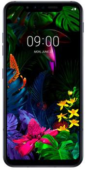 LG LMG810 G8S ThinQ Dual SIM 128GB zwart