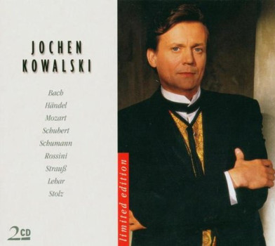 Kowalski - Star Portrait-Jochen Kowalski