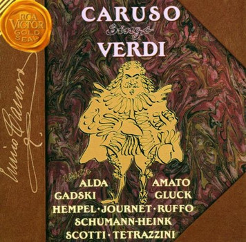 Enrico Caruso - Caruso singt Verdi-Arien