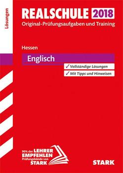 Lösungen zu Original-Prüfungen und Training Realschule - Englisch - Hessen [Taschenbuch]