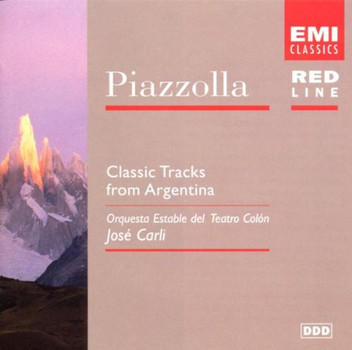 Carli - Red Line - Piazzolla (Classic Tracks From Argentina)