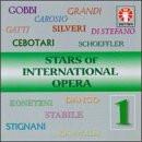 Gobbi - Stars of International Opera 1