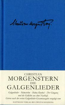Die Galgenlieder - Morgenstern, Christan