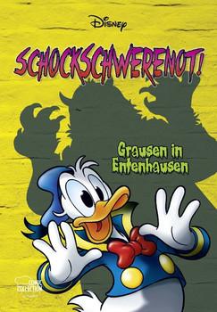 Enthologien 27. Schockschwerenot! – Grausen in Entenhausen - Walt Disney  [Gebundene Ausgabe]