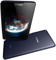 "Lenovo A8 8"" 16GB eMCP [wifi + 3G] blauw"