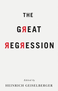 The Great Regression - César Rendueles [Taschenbuch]