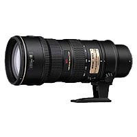 Nikon AF-S NIKKOR 70-200 mm F2.8 ED G IF VR 77 mm Obiettivo (compatible con Nikon F) nero