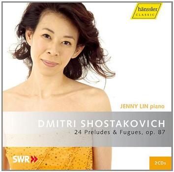 Jenny Lin - 24 Präludien und Fugen Op.87
