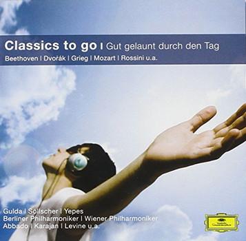 Various - Classics to Go-Gut Gelaunt Durch Den Tag (Cc)