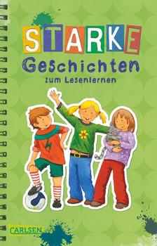 Starke Geschichten zum Lesenlernen - Christian Tielmann & Imke Rudel [Taschenbuch]