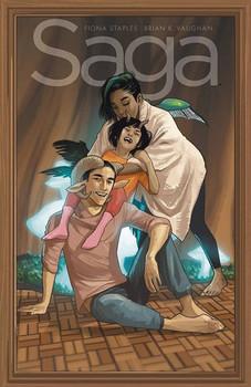 Saga 9 - Brian K. Vaughan  [Gebundene Ausgabe]