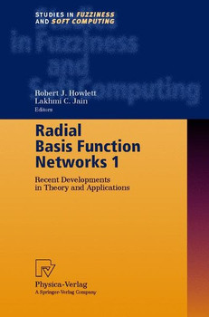Radial Basis Function Networks 1. Recent Developments in Theory and Applications