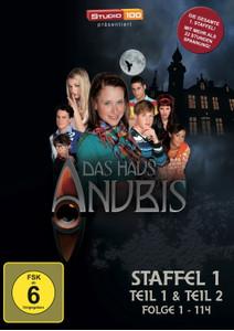 Das Haus Anubis Staffel 1 Episode 1 114 Standard Edition