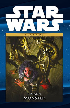 Star Wars Comic-Kollektion. Bd. 62: Legacy: Monster - Jan Duursema  [Gebundene Ausgabe]