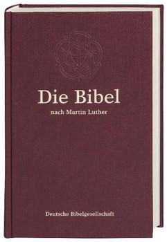 Die Bibel nach der Übersetzung Martin Luthers. Großdruckausgabe ohne Apokryphen [Gebundene Ausgabe]