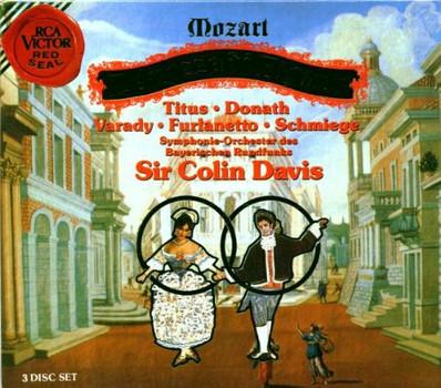 Mozart: Le Nozze die Figaro (Gesamtaufnahme) (ital.)