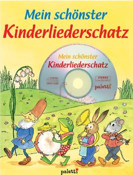 Mein schönster Kinderliederschatz - Eberhard Clüver