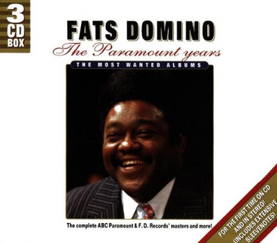 Fats Domino - The Paramount Years