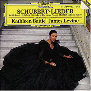 Kathleen Battle - Lieder