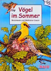 Vögel im Sommer - stefanie tommes