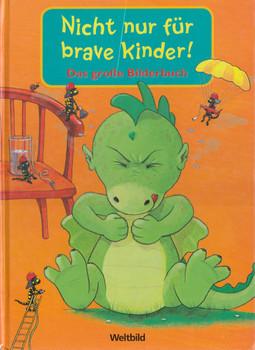 Nicht nur für brave Kinder!: Das große Bilderbuch - Brigitte Luciani [Gebundene Ausgabe, Weltbild]