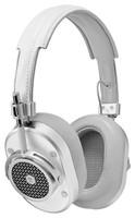 Master & Dynamic MH40 bianco/argento [per iOS]