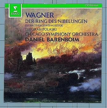 Barenboim - Wagner: Der Ring des Nibelungen (Auszüge)