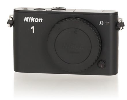 Nikon 1 J3 Cámara compacta Cuerpo negro
