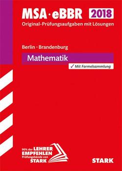 Original-Prüfungen MSA/eBBR - Mathematik - Berlin/Brandenburg [Taschenbuch]