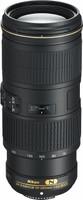 Nikon AF-S NIKKOR 70-200 mm F4.0 ED G VR 67 mm Objetivo (Montura Nikon F) negro