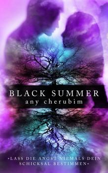 Black Summer - Teil 2. Liebesroman - Any Cherubim  [Taschenbuch]