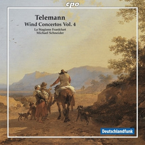 Telemann,G.P. - Wind Cons Vol.4