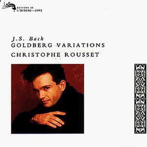 Christophe Rousset - Goldberg-Variationen