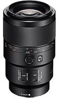 Sony FE 90 mm F2.8 G OSS Macro 62 mm filter (geschikt voor Sony E-mount) zwart