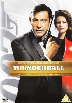 Thunderball [2 Discs, Ultimate Edition, UK Import]