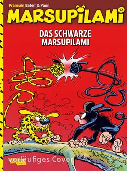 Marsupilami 12: Das schwarze Marsupilami - Yann  [Taschenbuch]